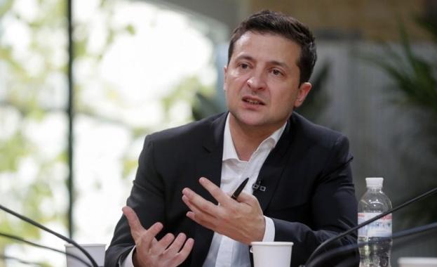 Сигнал за Русия: Зеленски поиска спешно присъединяване на Украйна към НАТО