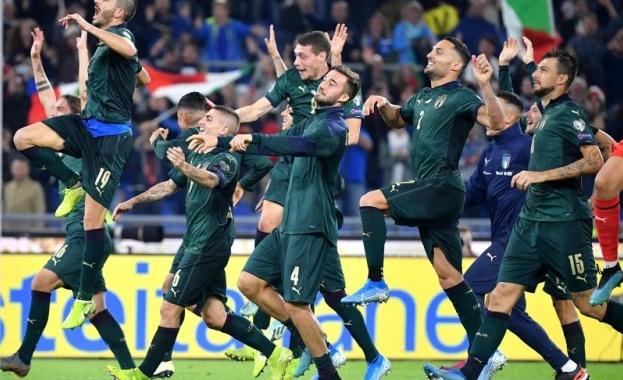 Тази вечер в 19:00 часа отборите на Италия и Уелс