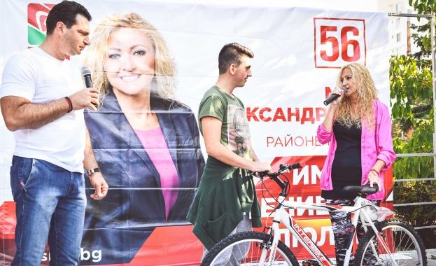 Калоян Паргов: Люлин заслужава многофункционална спортна зала