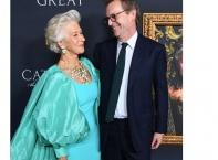 """Като истинска кралица: Хелън Мирър на премиерата на """"Екатерина Велика"""""""
