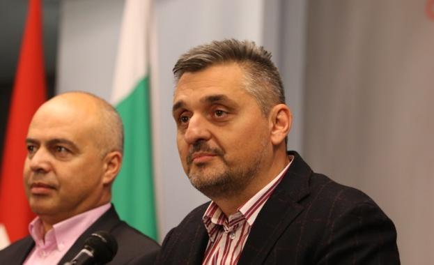 Кирил Добрев: БСП направи сериозен пробив, а Станишев познава пътя само надолу