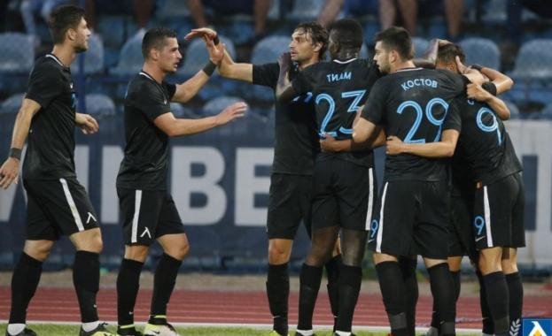 Отборът на Левски няма да участва в евротурнирите през следващия