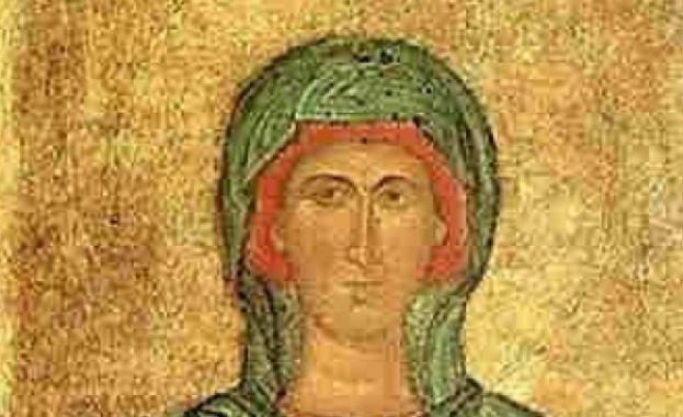 Св. преподобномъченица Анастасия Римлянка (III век). Св. преподобни Аврамий Затворник