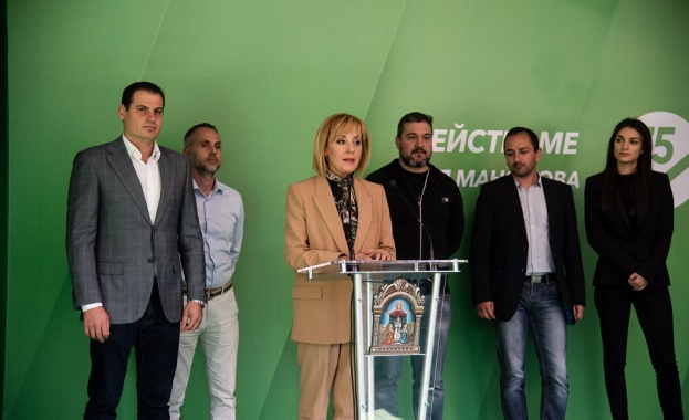 Мая Манолова: Подкрепям всички районни кметове, които са на балотаж срещу ГЕРБ (Видео)