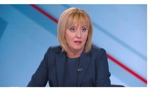Мая Манолова:  Очаквам подкрепа от гражданите, а не от политическите централи