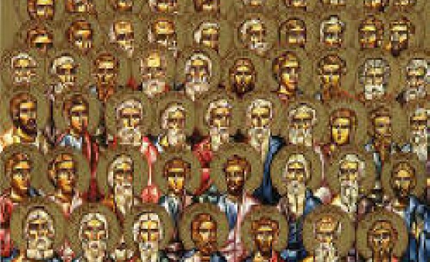 Църквата почита днес св. апостол Матия. Той бил родом от