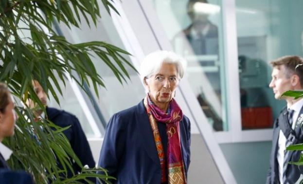 Президентът на Европейската централна банка Кристин Лагард не е много