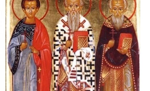 Св. свещеномъченици Акепсима, Йосиф и Айтал
