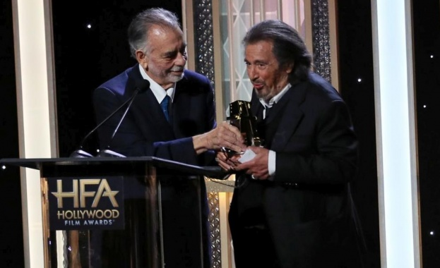 Големите победители на Холивудските филмови награди (Снимки)