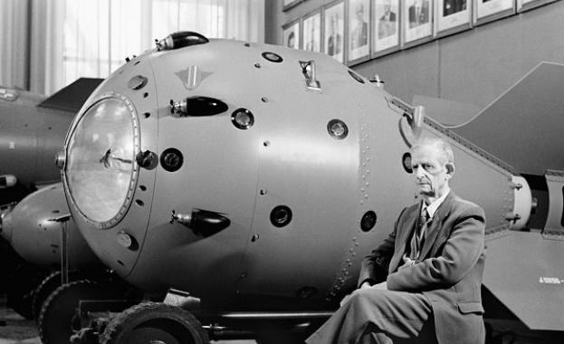 Разсекретиха архиви за разработката на атомни бомби в СССР