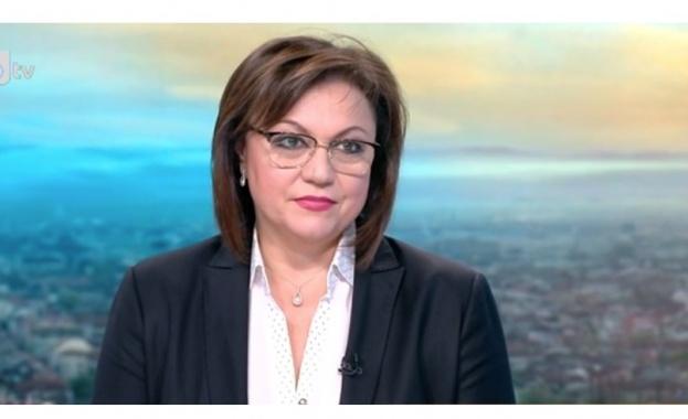 Корнелия Нинова до европейските посланици: Да превърнем България в свободна и демократична държава