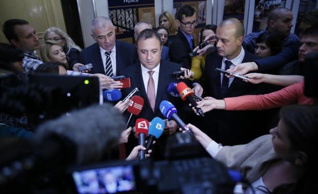 Иван Иванов: БСП настоява за компенсации на служителите на МВР веднага