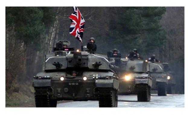 Британската армия е обвинена, че прикрива военни престъпления