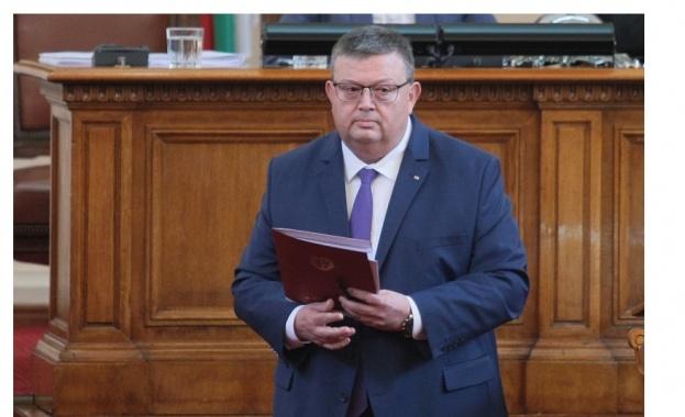 Цацаров: Работата на КПКОНПИ няма да се промени, ако тя се назначава от президента
