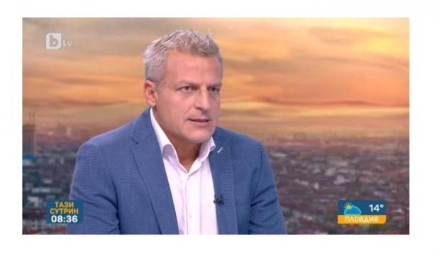 Петър Москов: Единствените, спечелили от местните избори, са БСП и ДПС