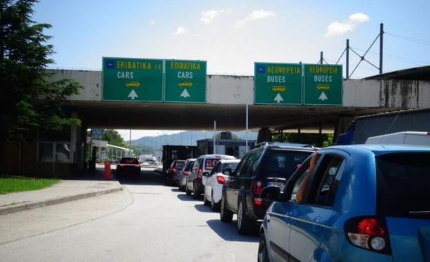Ускорен трафик на сръбско-унгарската граница за празниците