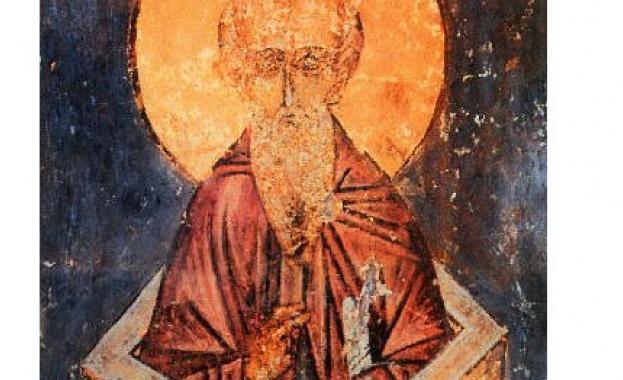 Св. Алипий Стълпник Адрианополски