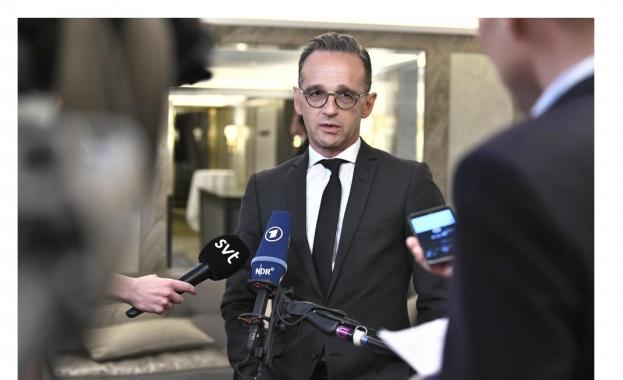 Хайко Маас с остра критика към Съвета за сигурност на ООН