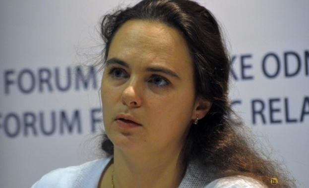 Екатерина Ентина: Няма системна политика на Русия по отношение на Балканите