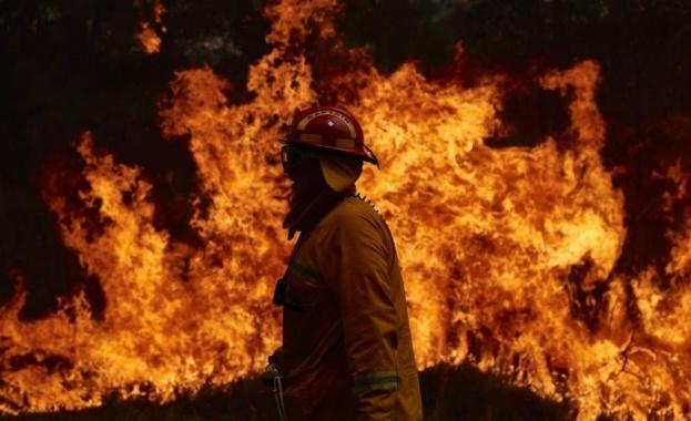 Няма пострадали пациенти при пожара, обхванал сгради на Центъра за психично здраве - София