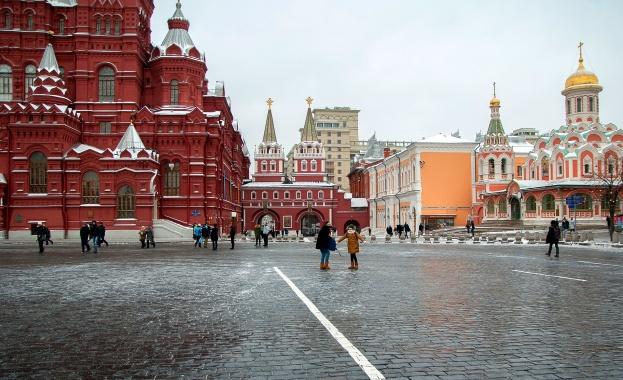 Москва – истинско магическо място (СНИМКИ)
