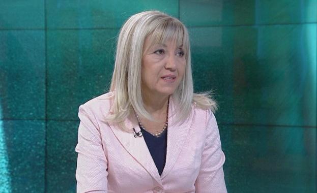 Темата коментира министърът на регионалното развитие и благоустройството Петя Аврамова,