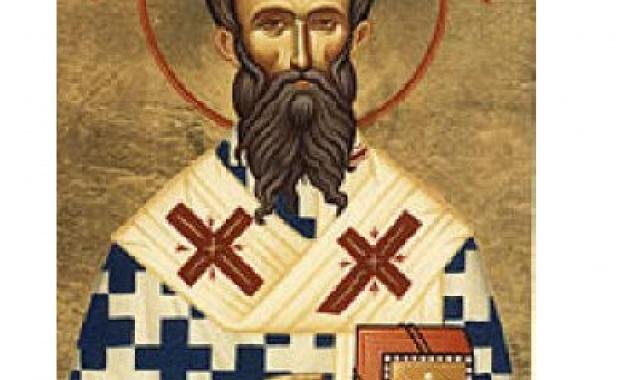 Св.  Амвросий Медиолански