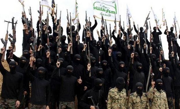 Терористичната групировка