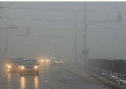 """Мъгла с видимост под 200 метра на автомагистрала """"Струма"""""""