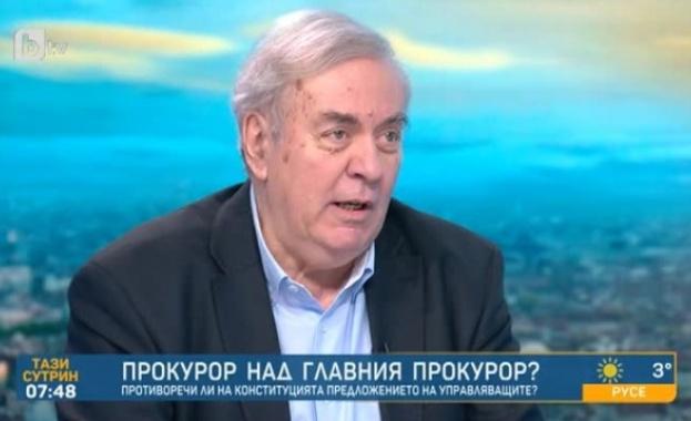 Благовест Пунев: Не се водим по препоръките на Венецианската комисия