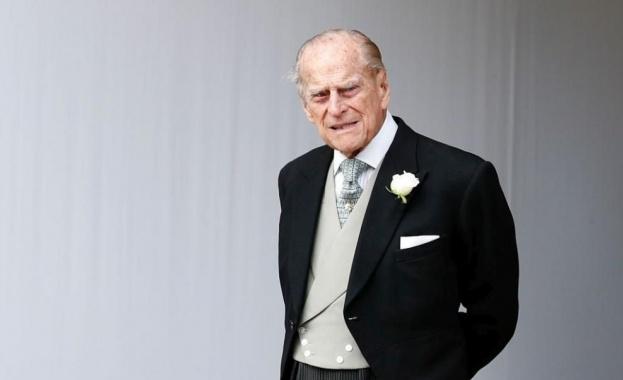 Съпругът на кралица Елизабет II претърпя сърдечна операция