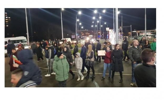 Перничани на протест заради водния режим, заплашиха да затворят пътен възел