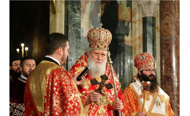 Българският патриарх Неофит чества 75-годишнина