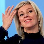 Мария Захарова: Никoй нe бивa дa ce мecи в oтнoшeнията мeжду Руcия и Бeлaруc