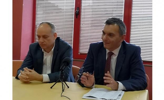 Георги Йорданов и Десислав Тасков за финансирането на здравеопазването