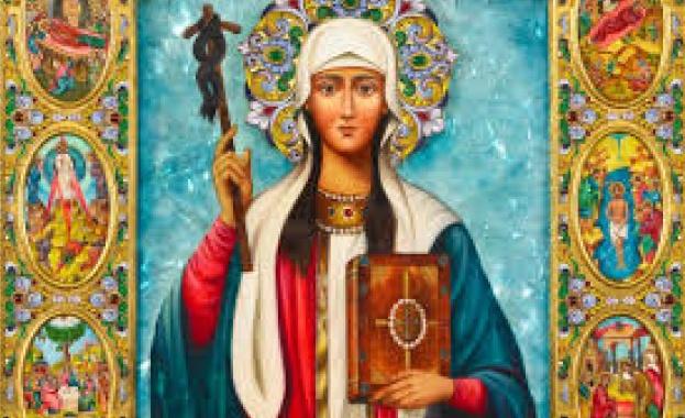Св. равноапостолна Нина, просветителка на Грузия