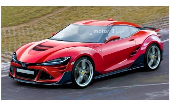 Ясно е бъдещето на Toyota GT86