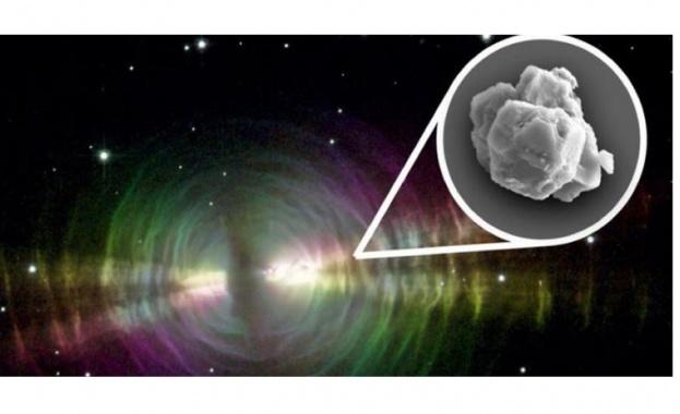 Намериха звезден прах по-стар от Слънцето