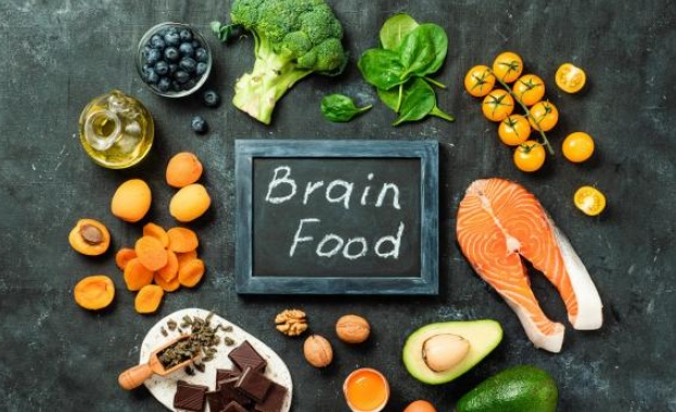 Четири храни за здрав мозък