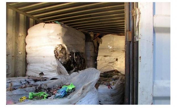 Задържан е ТИР от Полша, който е превозвал отпадъци за