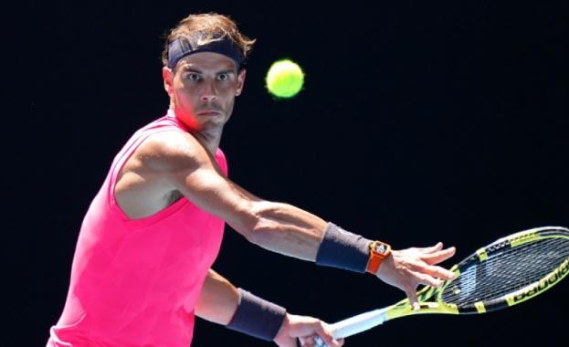 Носителят на 19 титли от Големия шлем в тениса Рафаел