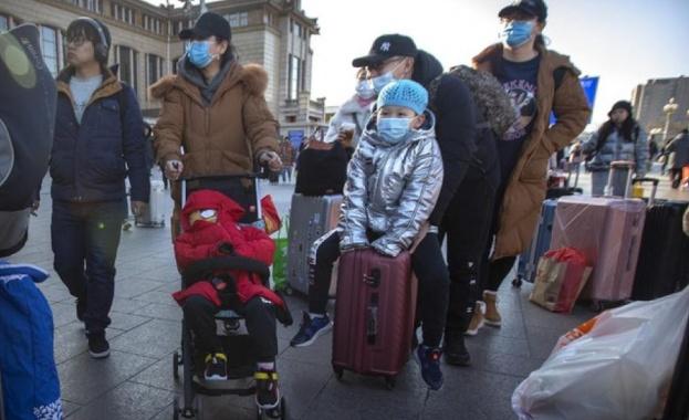 Коронавирусът в Китай взима нови жертви