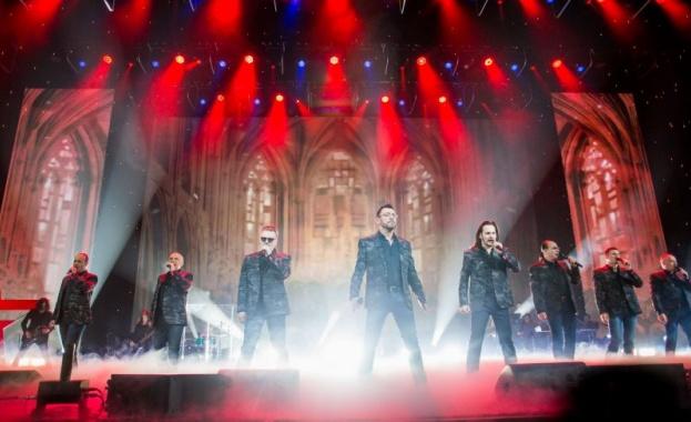 """Първият концерт на хор """"Турецкий"""" събра над 3 хиляди зрители в НДК"""