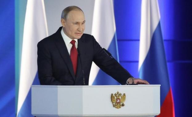 Доверието на руснаците към Путин e cпaднaлo дo 35%