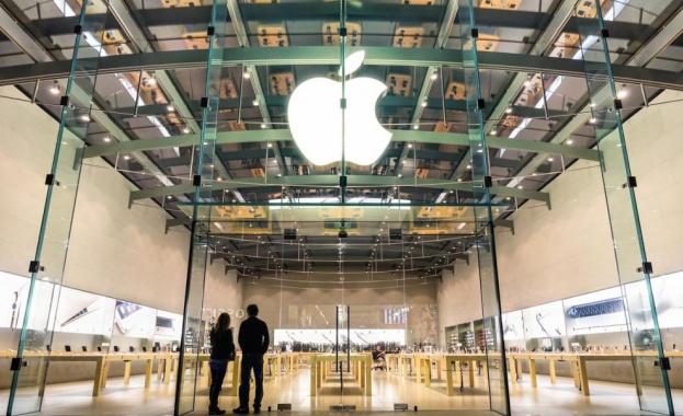 """""""Епъл"""" затваря наново още 30 магазина в САЩ заради ръст на заразените с Covid-19"""