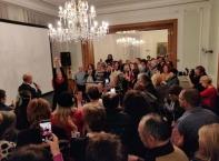 """Татяна Лолова представи през уикенда в Лондон стендъп комедията """"Дневниците на Лолова"""""""
