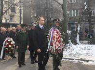 Руски дипломати положиха венци пред паметника на граф Игнатиев
