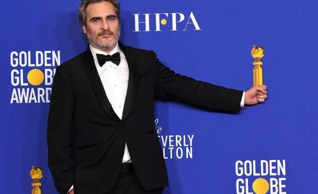 Хоакин Финикс и Руни Мара отпразнуваха победата на Оскарите с био бургери