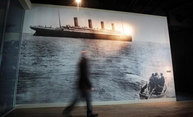 """Най-скъпият артефакт от """"Титаник"""" ще бъде изложен пред публика"""