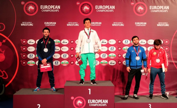 Едмонд Назарян: Много обичам да съм шампион, това е в кръвта ми